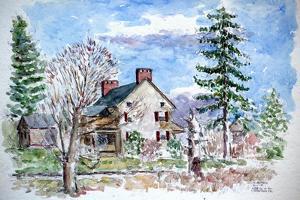 Hpuse, Chaddsford, Pa., 1996 by Anthony Butera