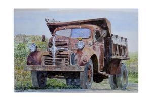 Old Farm Truck, 2008 by Anthony Butera