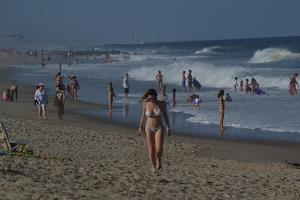 On The Beach, New Jersey Shore, 2014 by Anthony Butera