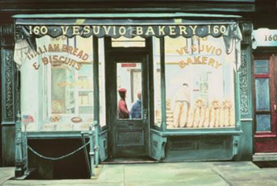 Vesuvio Bakery by Anthony Butera