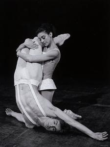 Rudolf Nureyev and Margot Fonteyn in Paradise Lost, England by Anthony Crickmay