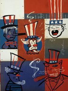 Congress by Anthony Freda