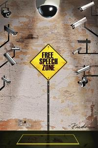 Speech Zone by Anthony Freda