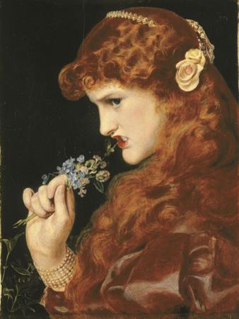 Love's Shadow, C.1867