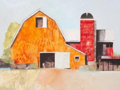 Barn No. 3 by Anthony Grant