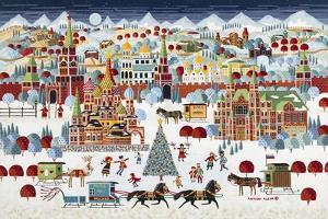 Winter Scene by Anthony Kleem