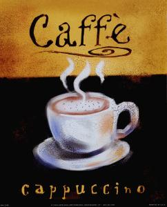Caffe Cappuccino by Anthony Morrow