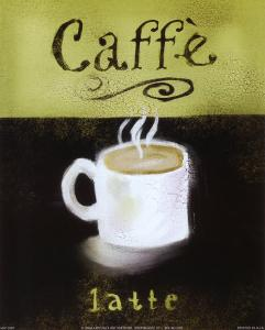 Caffe Latte by Anthony Morrow