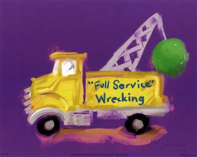 Full Service Wrecking