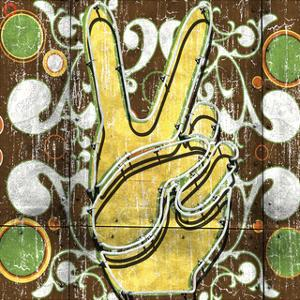 Peace 1 (hand) by Anthony & Nancci Ross