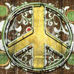 Peace 2 (sign) by Anthony & Nancci Ross