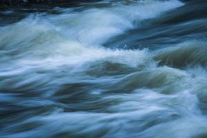 Riding The Rapids by Anthony Paladino