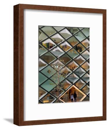Diamond Windows of Prada Aoyama Building