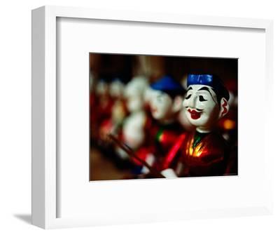 Traditional Water Puppets, Hanoi, Vietnam