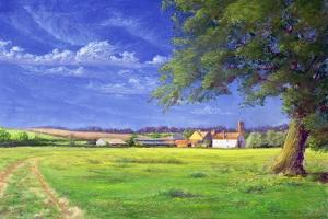 Home Field, 2004 by Anthony Rule
