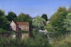 Mill on the Stour II, 2008 by Anthony Rule