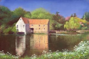 Springtime at the Mill, 2004 by Anthony Rule