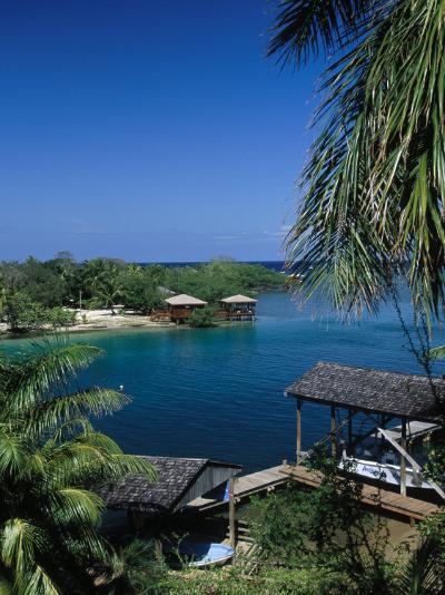 Anthony's Key Resort, Roatan, Honduras-Timothy O'Keefe-Photographic Print