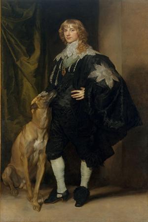 James Stuart, Duke of Richmond and Lennox, c.1633-35