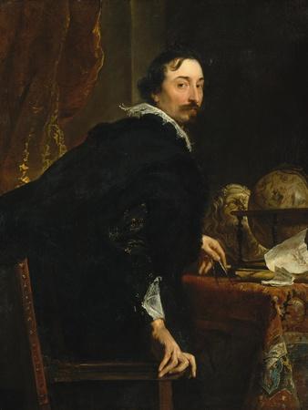 Lucas van Uffel, c.1622