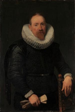 Portrait of a man, c.1618
