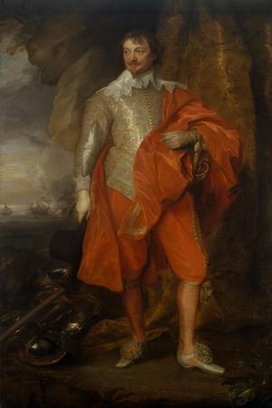 Robert Rich, Second Earl of Warwick, c.1632-35