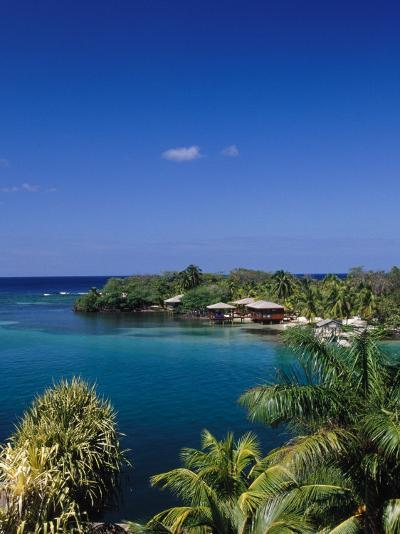 Anthonys Key Resort, Roatan, Honduras-Timothy O'Keefe-Photographic Print