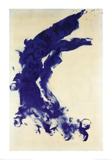Anthropometrie (ANT 130), 1960-Yves Klein-Art Print