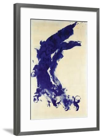 Anthropometrie (ANT 130), 1960-Yves Klein-Framed Art Print