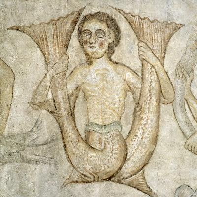 Anthropomorphic Figure--Giclee Print