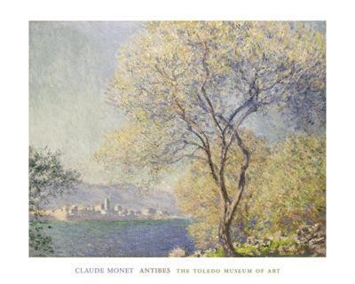 Antibes,, c.1888-Claude Monet-Art Print