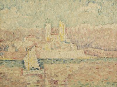 Antibes Morning, 1919-Paul Signac-Giclee Print
