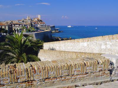 Antibes, Old Town, Alpes Maritime, Cote d'Azur, France-J P De Manne-Photographic Print