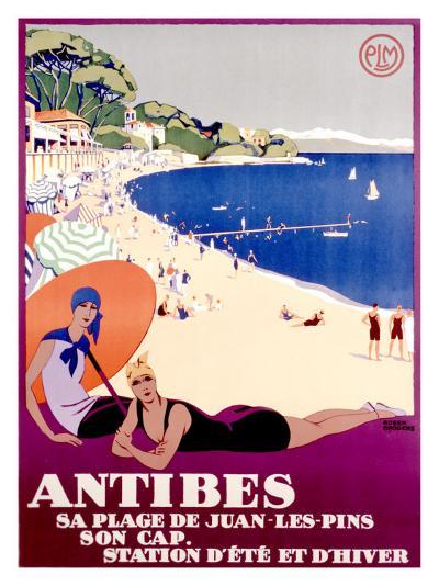 Antibes--Giclee Print