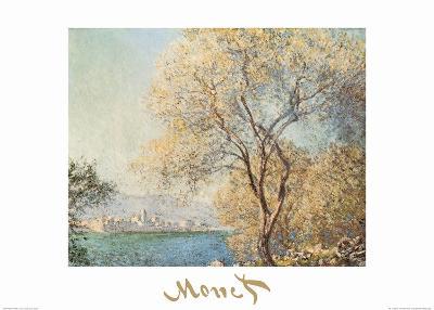 Antibes-Claude Monet-Art Print