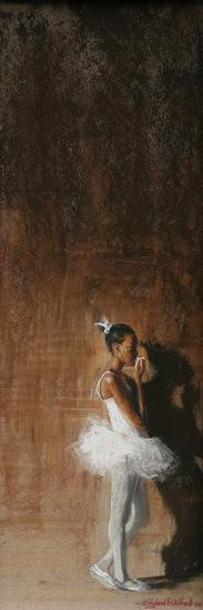 Anticipation II-Richard Wilson-Art Print