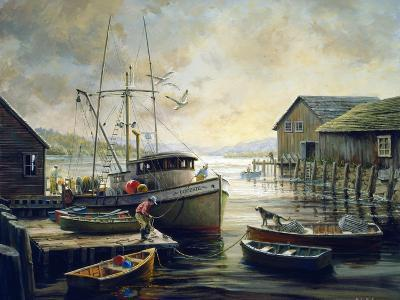 Anticipation-Nicky Boehme-Giclee Print