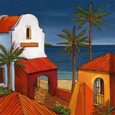 Antigua II-Paul Brent-Art Print