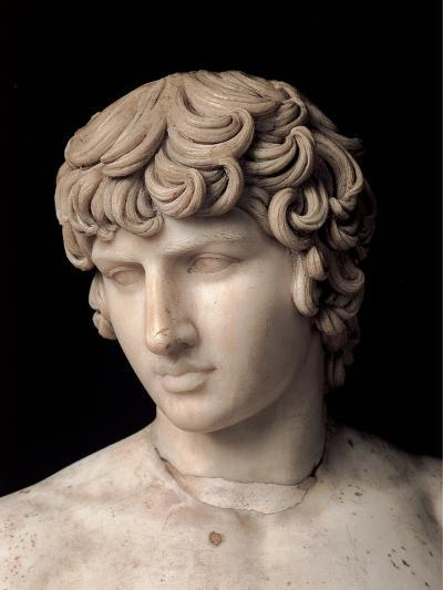 Antinous Farnese, 2nd Century, Marble, All Rounded--Photographic Print