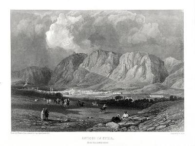 Antioch, Syria, 19th Century-W Miller-Giclee Print