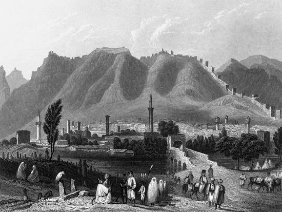 Antioch, Turkey, 19th Century--Giclee Print