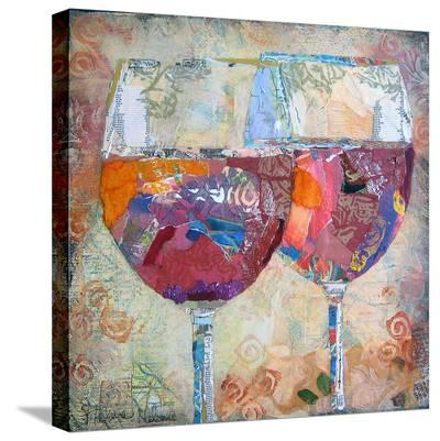 Antioxidants For Two--Stretched Canvas Print