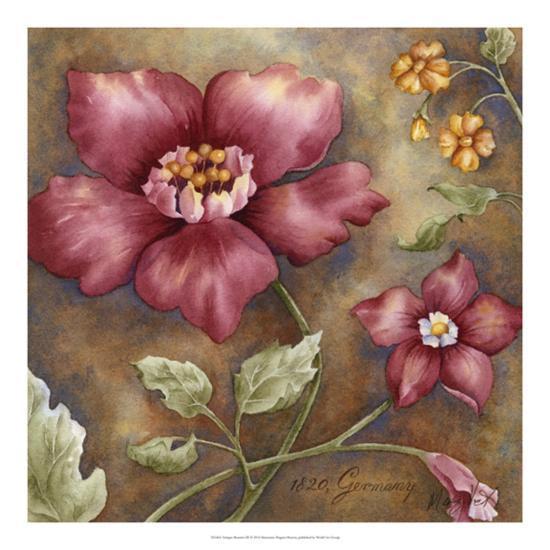 Antique Beauties III-M^ Wagner-Heaton-Giclee Print