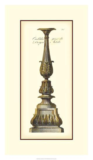 Antique Candlestick IV--Giclee Print