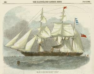 Antique Clipper Ship III
