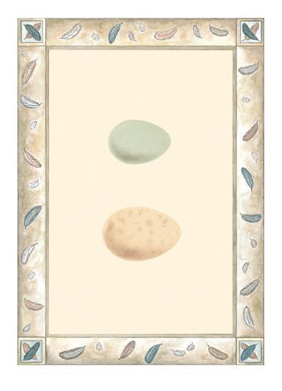 Antique Eggs II--Art Print
