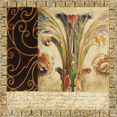 Antique French Manuscript II-Liz Jardine-Art Print