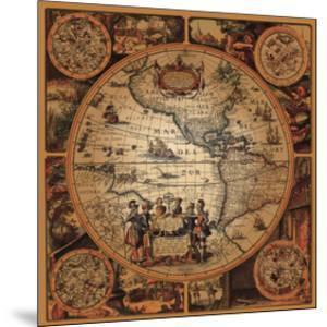 Antique Map, Cartographica II