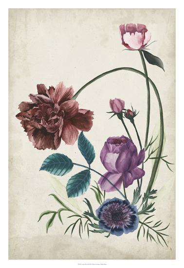 Antique Peony II-Melissa Wang-Giclee Print