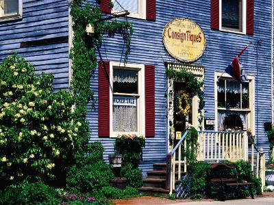 Antique Store in Downtown, St. Charles, United States of America-Richard Cummins-Photographic Print